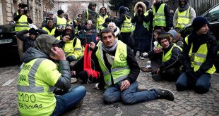 Francia enfrenta nueva jornada de protestas