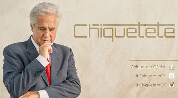 La página oficial de Chiquetete dio a conocer la noticia de su fallecimiento