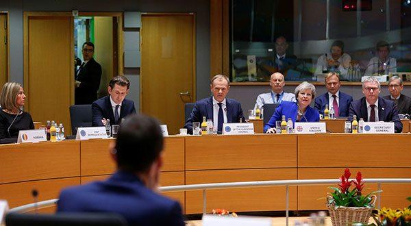 La Unión Europea se abre camino sin el Reino Unido