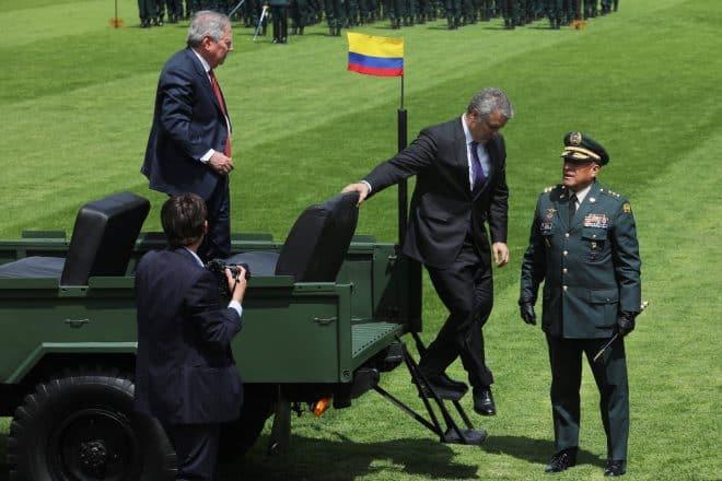 Detenidos en Colombia tres venezolanos