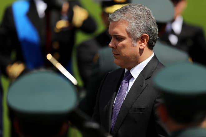 El presidente Iván Duque asumió el cargo el 7 de agosto y puso en marcha un programa de medidas liberales.