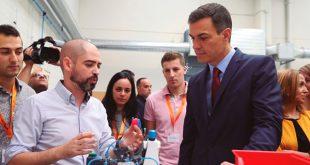 La nueva FP impulsará la modernización del tejido productivo. El gobierno de Pedro Sánchez busca prestigiar la Formación Profesional con nuevas titulaciones/Cambio Financiero 16