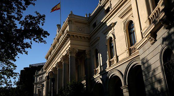 La bolsa española se encamina a su peor año desde 2010. Este viernes el índice selectivo español cerró con un descenso del 0,46% a 8.556 puntos/Reuters