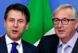 Italia reduce su meta de déficit pero Bruselas lo ve insuficiente