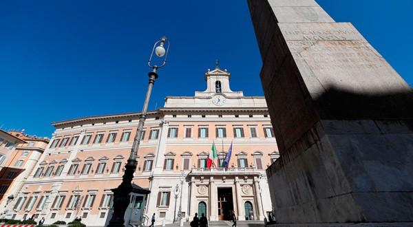 En la imagen, el Parlamento italiano en Roma el 19 de octubre de 2018. REUTERS/Alessandro Bianchi
