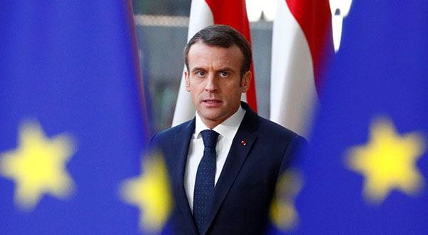 Emmanuel Macron defendió sus propuestas para apaciguar a los chalecos amarillos