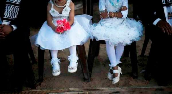 Hubo 36.422 bodas de niñas menores de 15 años este último año, según el Centro Nacional de Estadísticas iraní. REUTERS