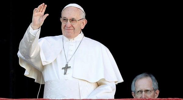 """En su mensaje el papa Francisco este martes expresó que """"las diferencias son una riqueza"""""""