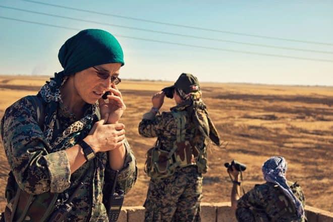 Misión Kobane