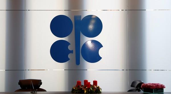 El logotipo de la Organización de Países Exportadores de Petróleo (OPEP) visto en su sede en Viena, Austria, el 7 de diciembre de 2018. REUTERS / Leonhard Foeger /
