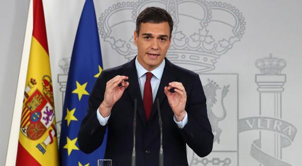 El presidente Pedro Sánchez pide a los catalanes establecer espacios de confianza y lealtad institucional