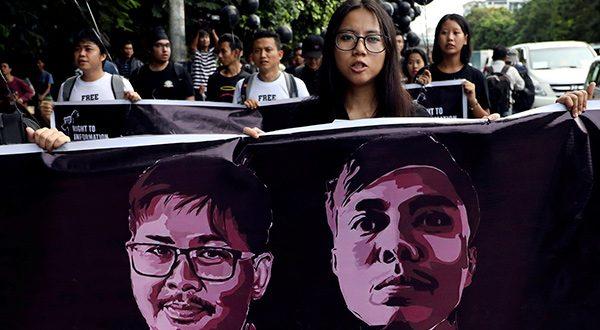 251 periodistas están en prisión por hacer su trabajo, según una investigación del Comité para la Protección de los Periodistas/Reuters