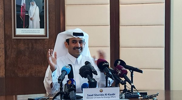 Qatar abandona la OPEP a partir de enero de 2019, afirmó el Ministro de Estado de Asuntos Energéticos, Saad al-Kaabi/Reuters