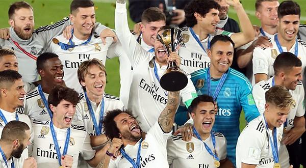 Real Madrid es campeón del Mundial de Clubes 2018 al imponerse por cuatro goles a uno al equipo Al Ain de Abu Dhabi/Reuters