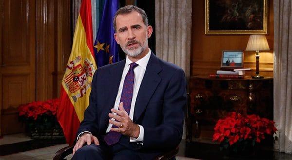 """Al igual que el Rey, líderes de España también apuestan por la convivencia. Durante su mensaje de Navidad Felipe VI insistió en este punto. Consideró a la convivencia como """"el mayor patrimonio"""" de los españoles/www.casareal.es"""