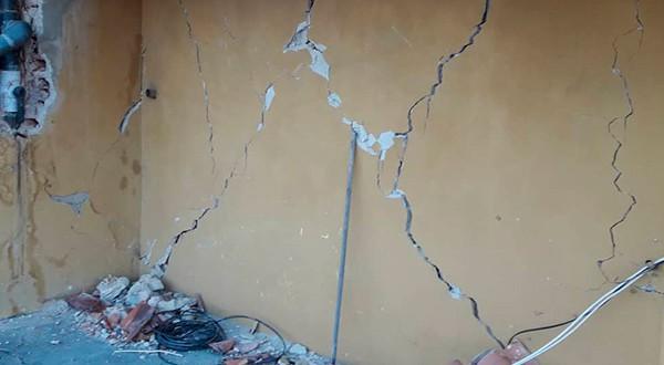 Sismo de intensidad moderada sacudió estados centrales de Venezuela. Una de las zonas más afectada fue San Diego, en el estado Carabobo/Cortesía TW Luis Natera