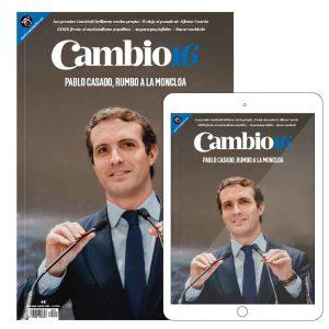"""2253 """"Pablo Casado, rumbo a la Moncloa"""""""