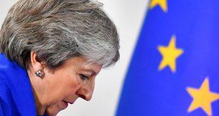 May fracasó ante la UE en su intento de blindar su acuerdo del Brexit, según destacaron dirigentes políticos y periódicos británicos/Reuters