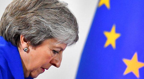 May fracasó ante la UE en su intento de blindar su acuerdo del Brexit