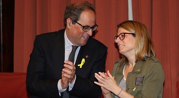 La Fiscalía de Cataluña abrirá una investigación por el comportamiento permisivo de este fin de semana de los Mossos d'Esquadra ante los CDR. Ya la Generalitat le extendió su apoyo a la policía autonómica/Reuters