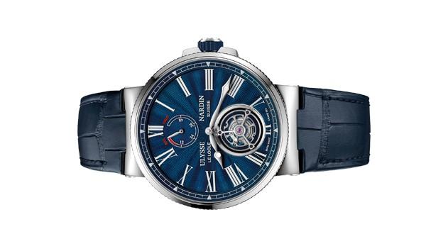 El tourbillon es una de las complicaciones más populares de la Alta Relojería