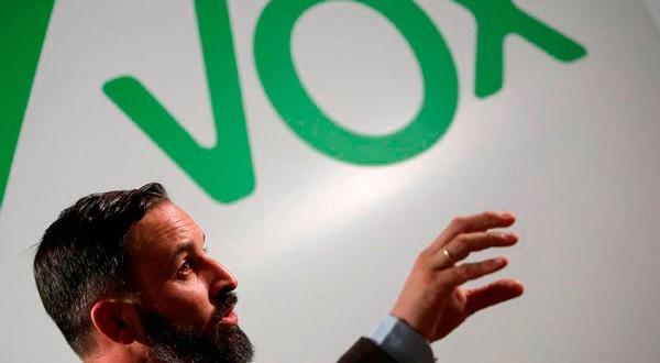 Vox agrupa el descontento de los españoles con el sistema. REUTERS