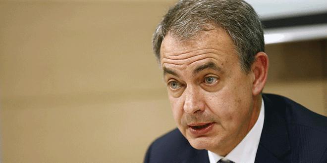 Zapatero pide para Cataluña lo mismo que para Venezuela: más diálogo