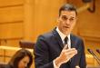 Sánchez anuncia un incremento de salario de 2,25% para funcionarios