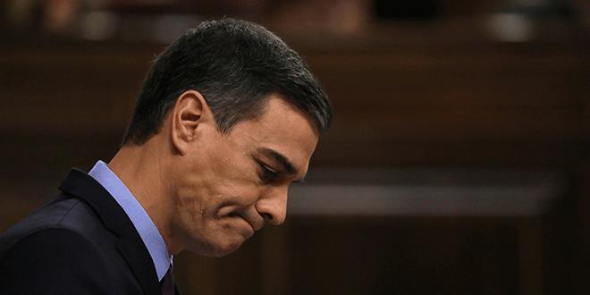 Aumento del salario y Cataluña centran la comparecencia de Sánchez ante el Congreso
