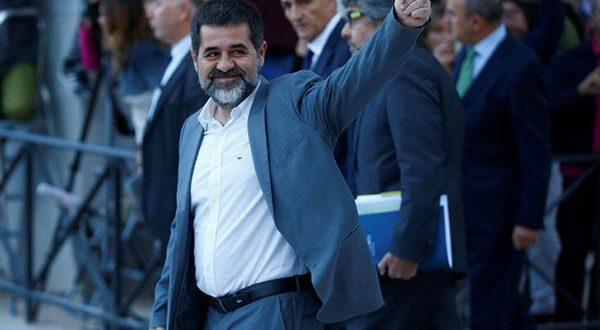 El tribunal considera que en la rueda de consultas Jordi Sánchez es perfectamente sustituible por cualquier otro miembro de su candidatura política