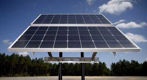 La energía solar de EUA se ha visto afectada por medidas impositivas de Trump