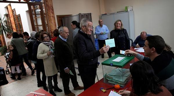 Después del 2 de diciembre, Cs y PP avizoran un acuerdo de gobierno para los andaluces / Reuters