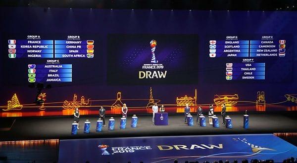 España conoció este sábado los que serán sus rivales en la fase de grupos del Mundial 2019
