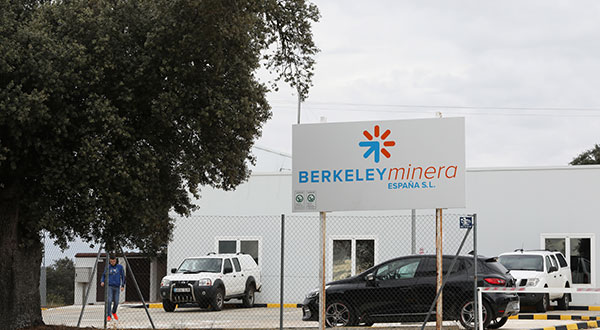 Berkeley deberá esperar para extraer el uranio en Salamanca /Reuters