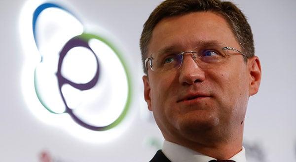 El ministro de Energía ruso, Alexander Novak, dijo que su país quiere evitar sanciones de EEUU / REUTERS/Sergei Karpukhin