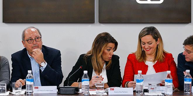 "Susana Díaz: ""Si hubiera perdido, no tenga duda que me hubiera ido a mi casa""."