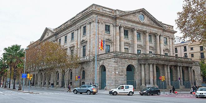 La policía catalana asegura la ubicación dificulta la organización de un dispositivo de seguridad efectivo. Foto cortesía.