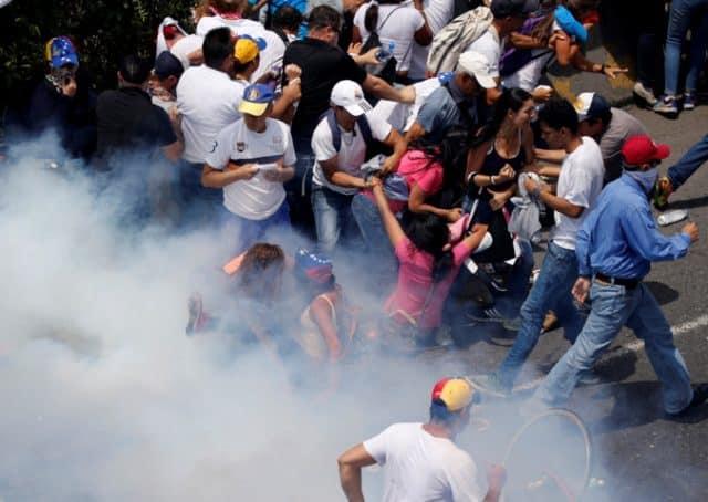 Estudios de la ONG Observatorio de Violencia concluyen que Venezuela es el país más violento del mundo / REUTERS, archivo