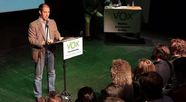 El vicepresidente de Vox fue condenado por irregularidades contables en una de sus empresas