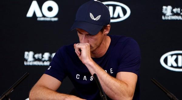 Murray anuncia su posible retirada