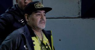 Maradonaconfirma que se encuentra bien