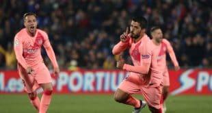 Barcelona se afianza en la punta