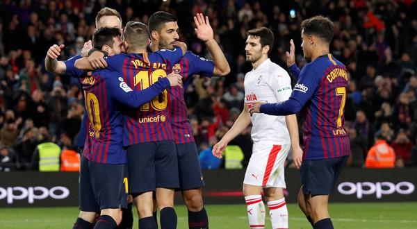 El Barcelona rompe récords en salarios: 562 millones de euros (REUTERS)