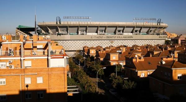 Estadio Benito Villamarín (Sevilla)