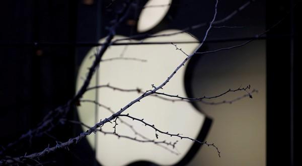 imagen de archivo, el logo de Apple en una tienda de la empresa en Beijing, China, 14 de diciembre de 2018.