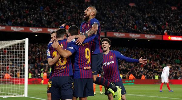 remontada del Barça