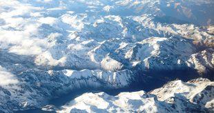 Andes de Perú