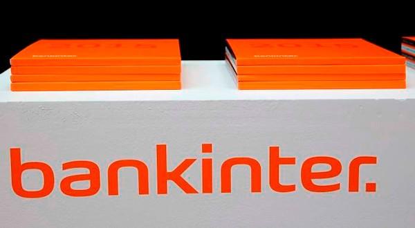 En la imagen, el logo de Bankinter durante una reunión anual de accionistas en Madrid, España, el 17 de marzo de 2016. REUTERS/Andrea Comas