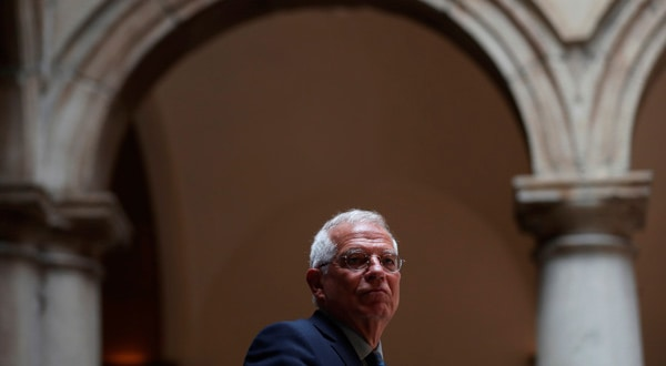 En la imagen, el ministro de Asuntos Exteriores de España, Josep Borrell, en el ministerio de Exteriores en Madrid, España, 7 de junio de 2018. REUTERS/Susana Vera