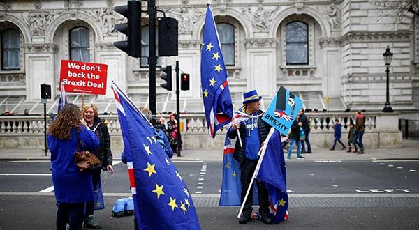 rechazan al Brexit